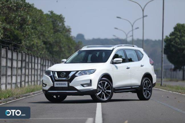 Pertarungan SUV Trim Atas Rp 500 jutaan, Mazda CX-5 Elite VS Nissan X-Trail VL