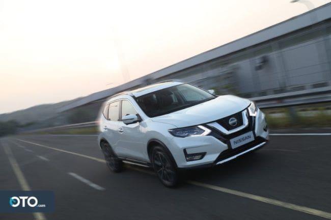 Road Test New Nissan X-Trail VL: Bertabur Teknologi Cerdas
