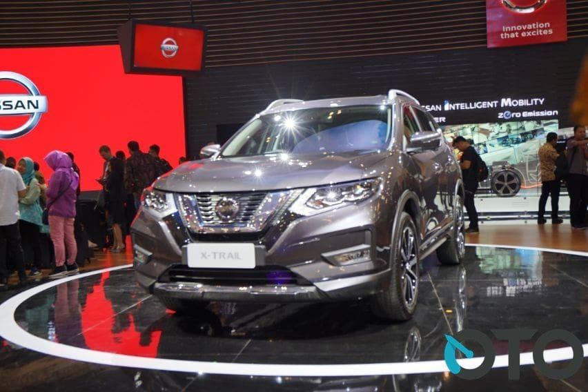 GIIAS 2019: Memahami Ragam Fitur Pintar New Nissan X-Trail