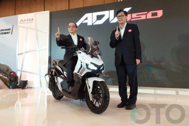 GIIAS 2019: Ngeri, Harga Honda ADV150 Cuma Rp 33 Jutaan