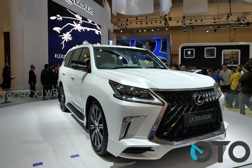 Ini Lima SUV Mewah yang Meluncur di GIIAS 2019