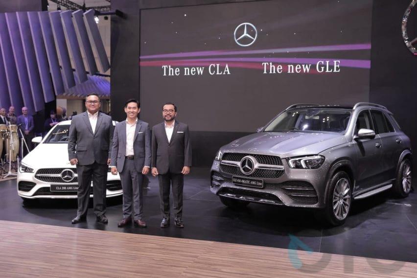 GIIAS 2019: Ketahui Spesifikasi Mercedes-Benz GLE 450 4MATIC AMG Line