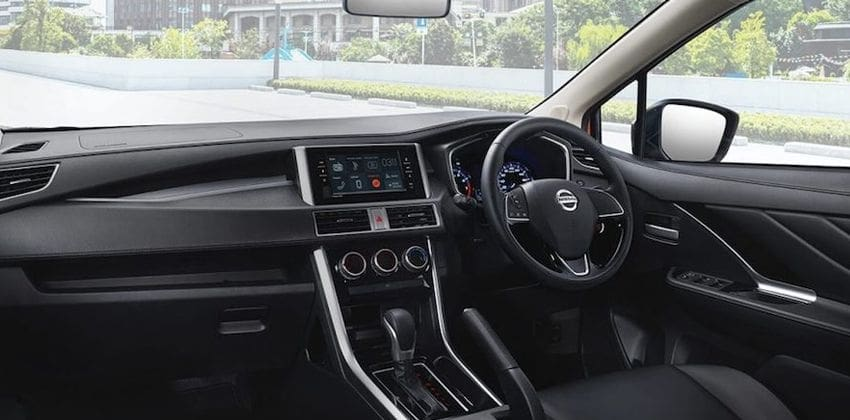 All-new Nissan Livina interior