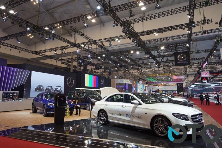 Mercedes-Benz Indonesia Masih Tunggu Situasi untuk Ikut GIIAS 2020