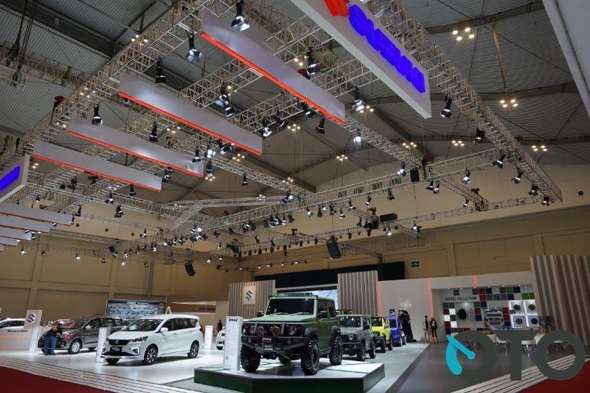 Dua Mobil Suzuki Jadi Andalan Penjualan Selama GIIAS 2019
