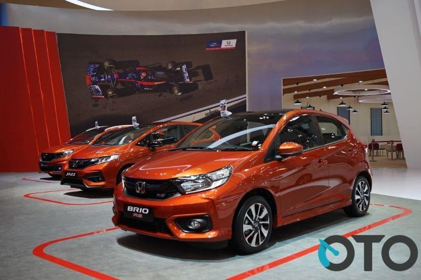Prestasi Gemilang, Brio Jadi Mobil Terlaris Honda 2019