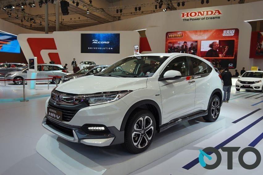 Honda HR-V turut berkontribusi pada penjualan positif tahun lalu