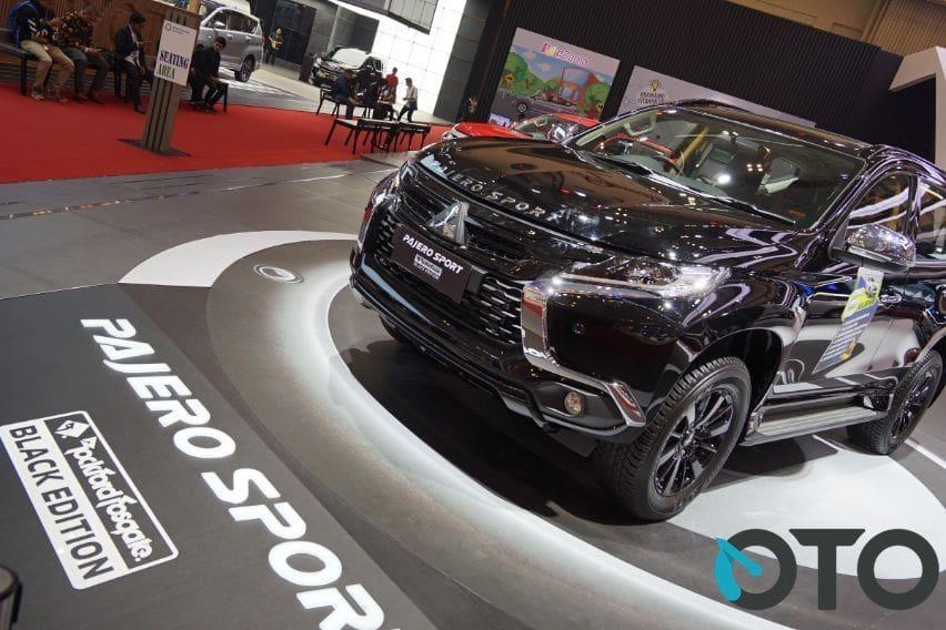 Mitsubishi Pajero Sport Rockford Fosgate Black Edition Dijual Kembali, Harga Rp 572 Juta