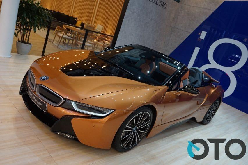 BMW i8 Diskontinu 2020