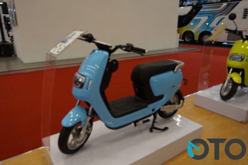 First Ride ECGO Bike 2: Solusi Berkendara Jarak Pendek