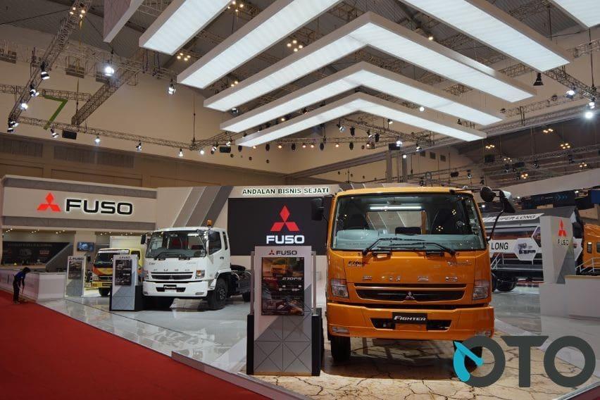 Mitsubishi Fuso Kantongi 2.030 Unit Pemesanan Selama GIIAS 2019