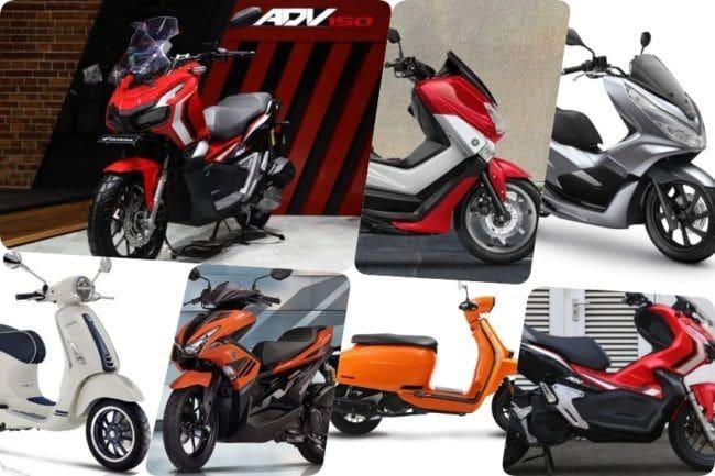 GIIAS 2019: Siapakah Lawan Honda ADV150?