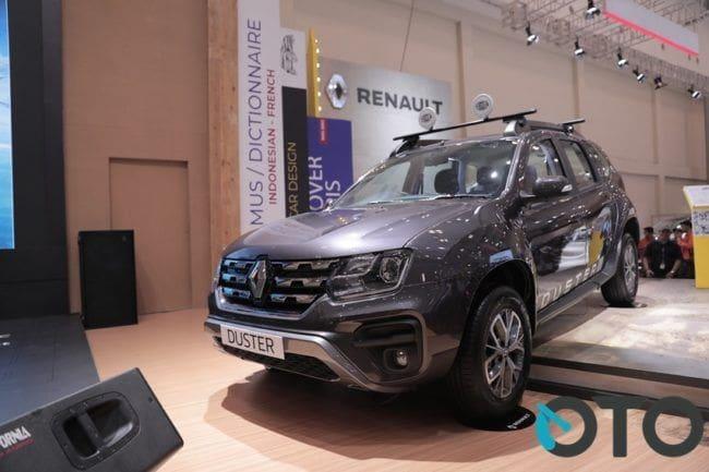 GIIAS 2019: Renault Duster Facelift Resmi Meluncur