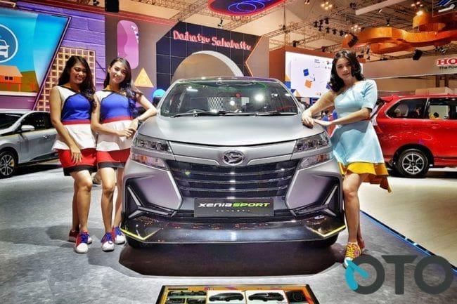 GIIAS 2019: Konsep Sporty Ala Daihatsu, Inspirasi Modifikasi Untuk Pemilik Grand New Xenia