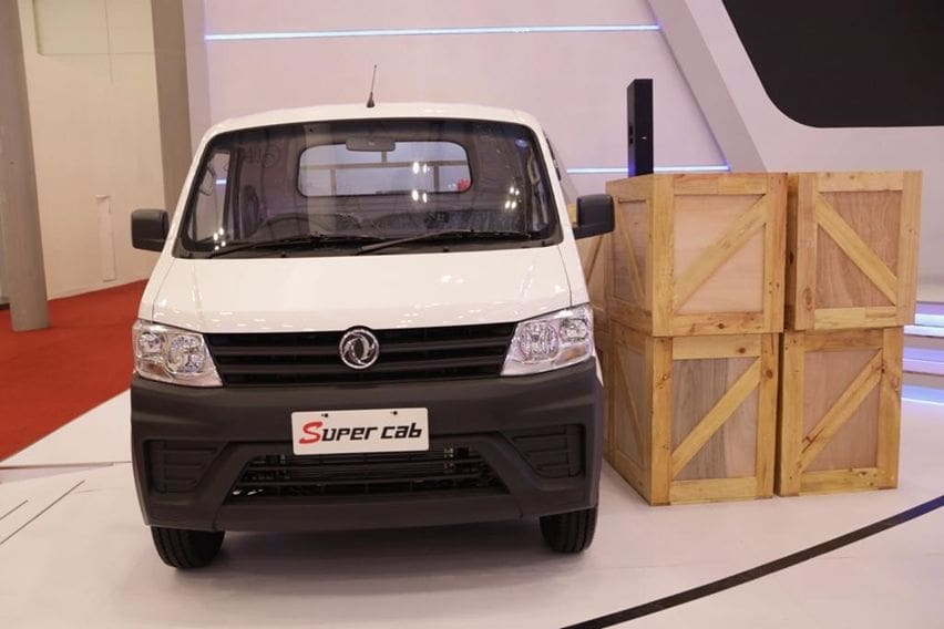 Setelah Filipina, DFSK Super Cab Made in Cikande Berlayar ke Maroko
