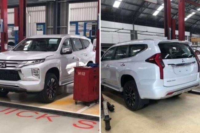 GIIAS 2019: Mitsubishi Indonesia Pastikan Tak Ada Peluncuran Pajero Sport Berwajah Xpander