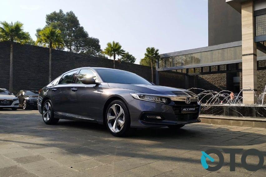 Merasakan Fitur Honda Sensing pada Accord Terbaru