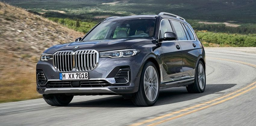 2020 BMW X7 launched in the Philippines, priced at Php 9 ...