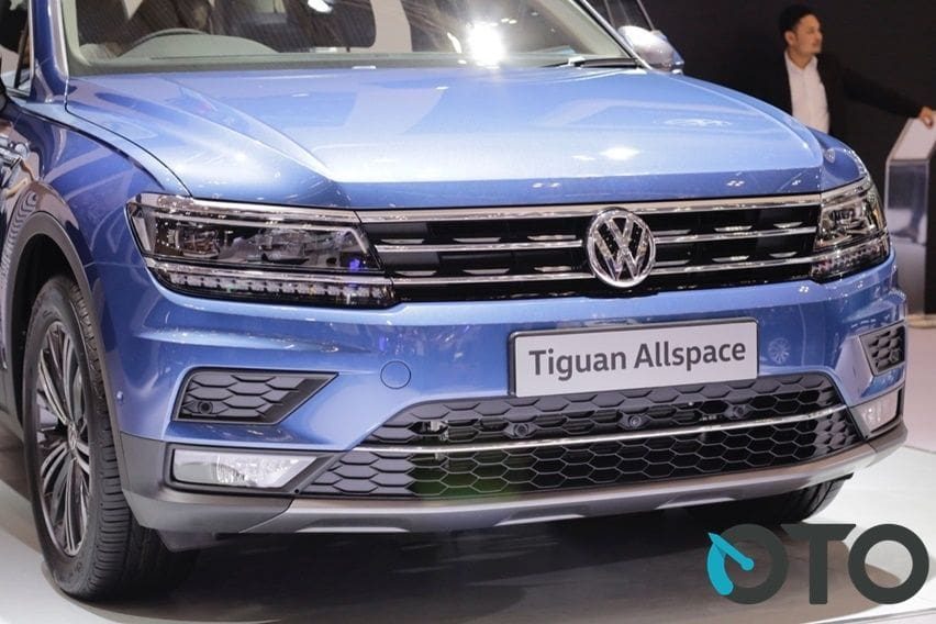 Volkswagen Tiguan Allspace, Punya Fitur Menarik Apa Saja?