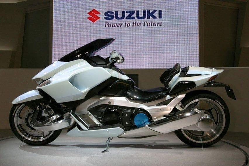 GIIAS 2019: Suzuki Bakal Ngegas Jual Motor Listrik