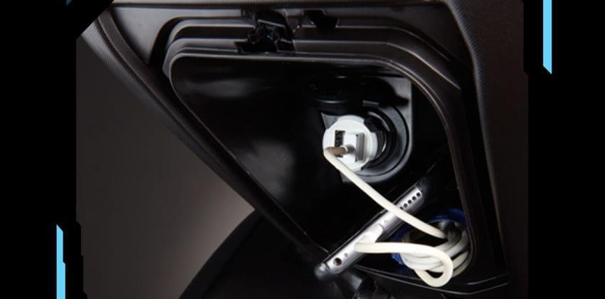 Yamaha Mio Aerox 155 power socket