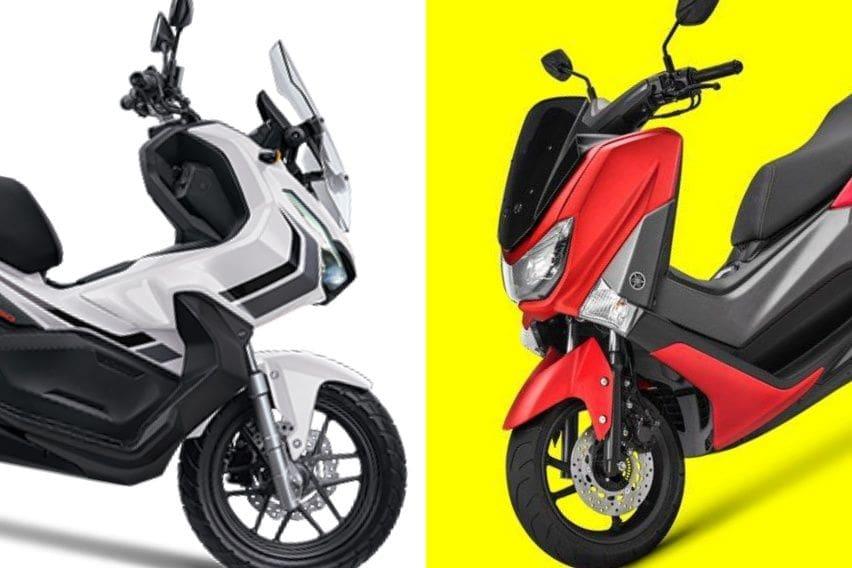 Honda ADV150 Vs Yamaha NMax, Pilih Mana?