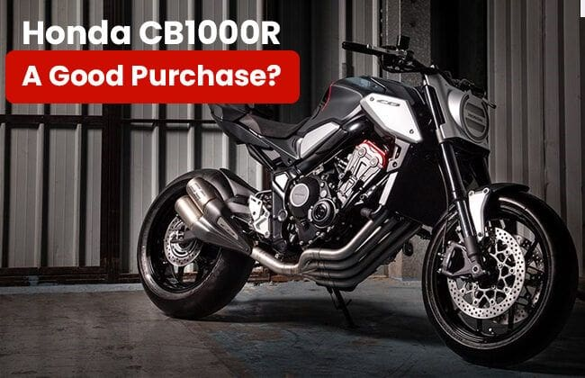 Honda CB1000R - Is it a good purchase?