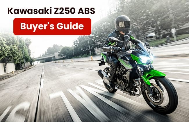 Kawasaki Z250 ABS - All a buyer needs to know