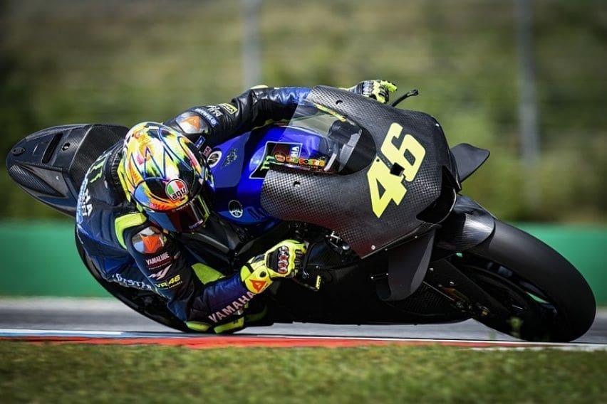 MotoGP: Rossi Ingin Swingarm Karbon M1 Segera Dipakai Balapan