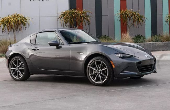 All-new 2019 Mazda MX-5 RF arrives in Malaysia