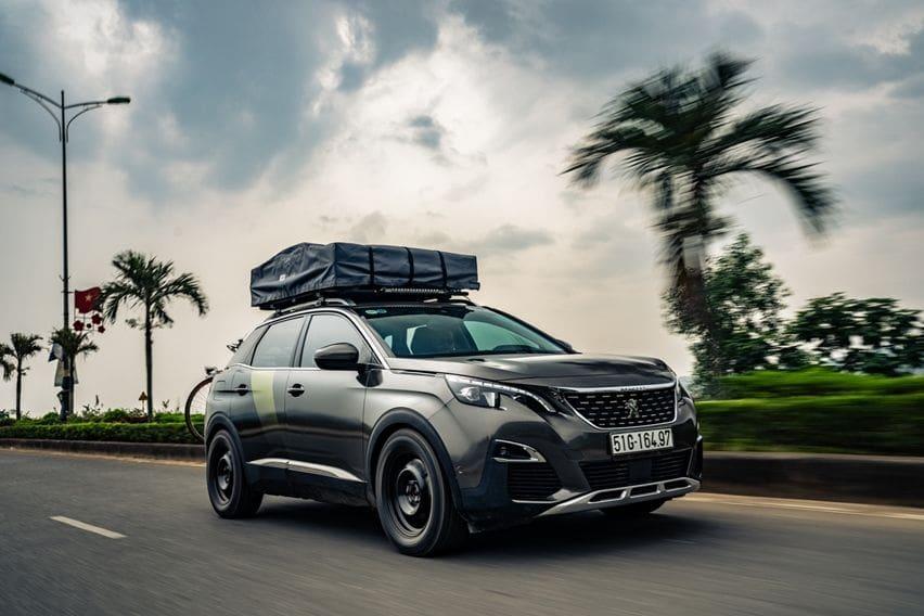 Makin Gagah, Peugeot 3008 Bergaya Offroad Tualang