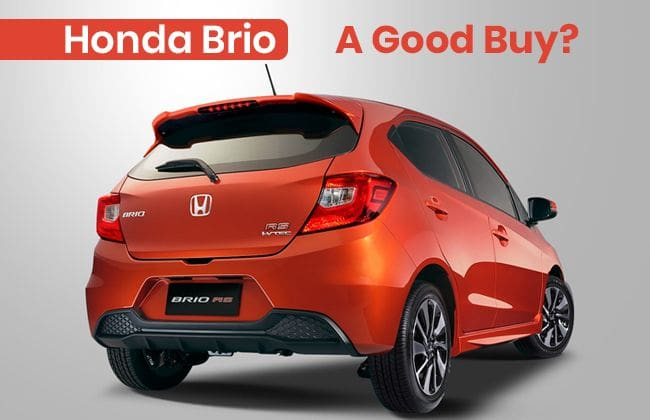 Honda Brio - What makes it a good buy?