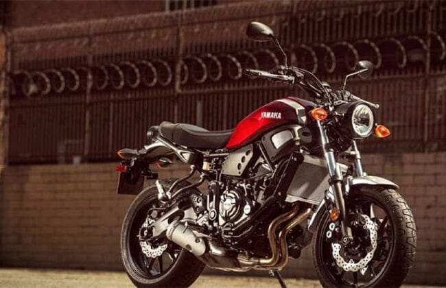 November 2019 will see the arrival of Yamaha XSR 155