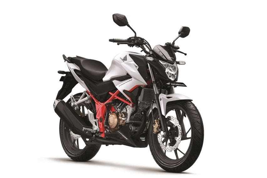 Cicilan Terbaru Honda CB150R StreetFire Mulai Rp 1,1 Jutaan, DP Minimal 15 Persen