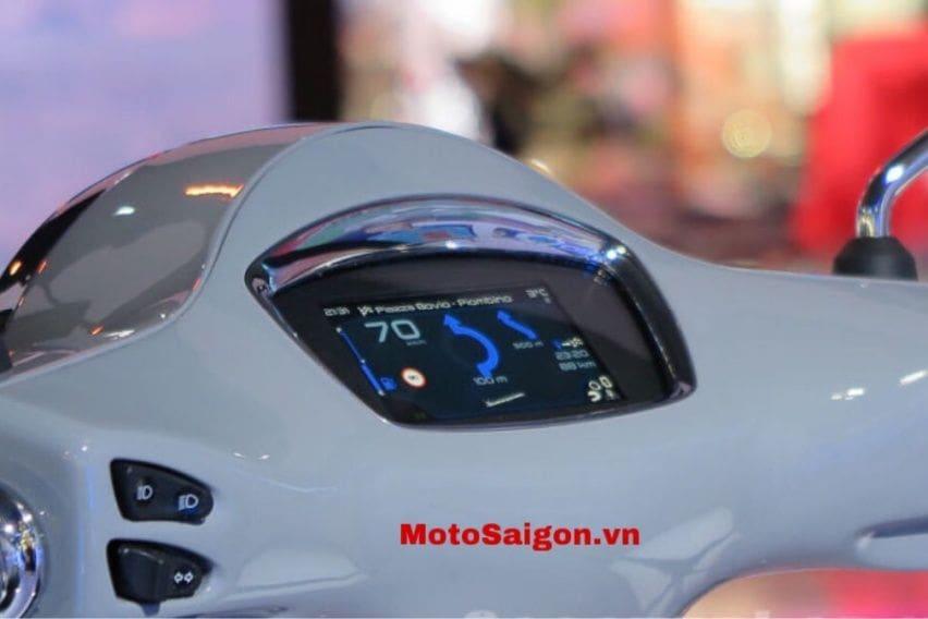 Vespa GTS Supertech
