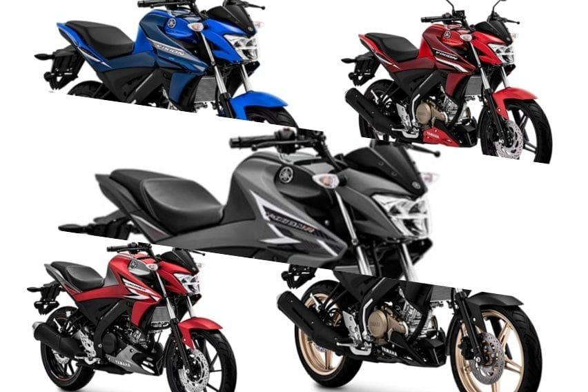 Bukan Cuma Mesin, Ini Perbedaan Yamaha Vixion dan Vixion R