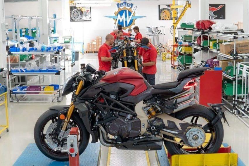 MV Agusta Brutale 1000, Naked Bike Tercepat di Dunia