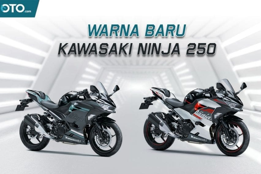 Kawasaki Ninja 250 2020 Punya Warna Baru, Ini Detailnya