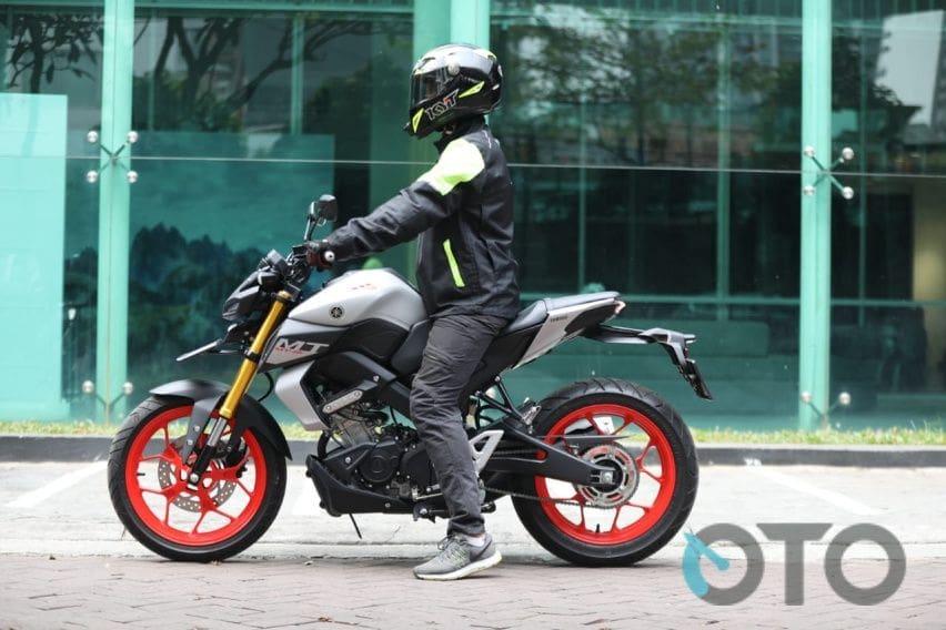 Ini Pilihan Motor Yamaha 150cc Pemakai Teknologi VVA (Part-2)