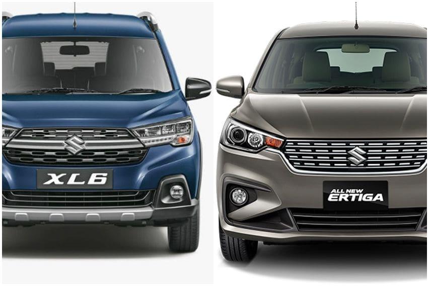 Suzuki XL7 & Suzuki Ertiga