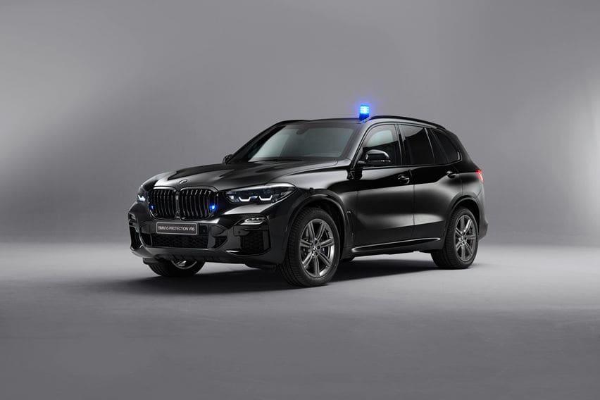BMW Rilis X5 Antipeluru dan Bom