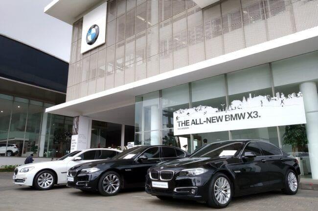 Menjaga Kesehatan Pelanggan, BMW Astra Berikan Layanan Pembersihan Saluran Udara Gratis