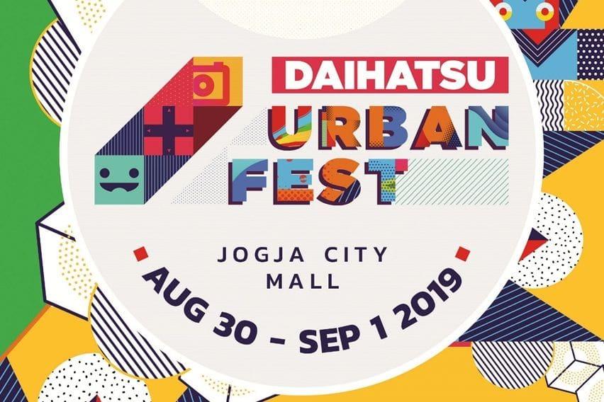 Daihatsu Urban Fest, Ajang Seru Generasi Milenial Berekspresi