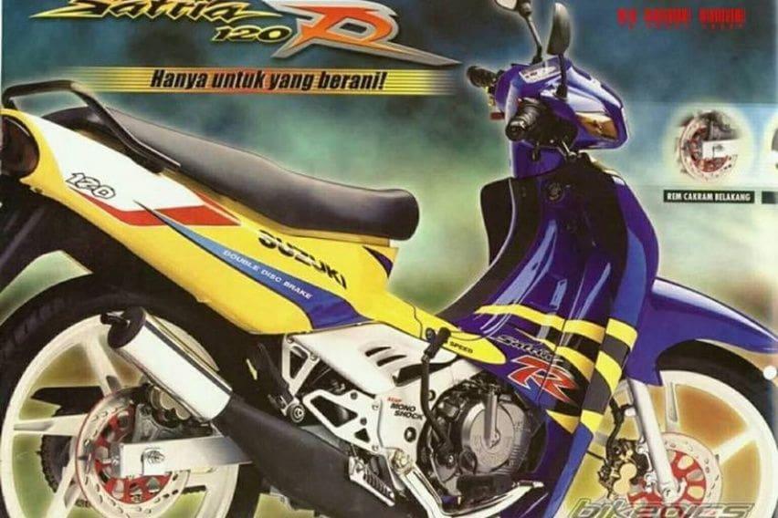 Napak Tilas Perjalanan Suzuki Satria di Indonesia