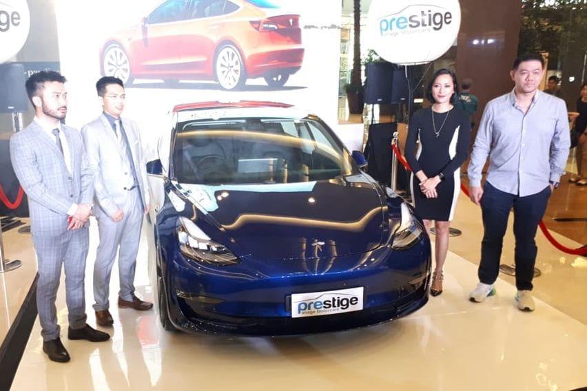 Prestige Motorcars Pasarkan Tesla Model 3 Harga Mulai Rp 1 Miliaran