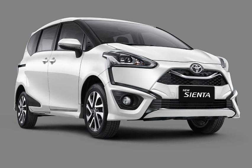 Toyota Sienta Lebih Murah dengan Relaksasi PPnBM, Pilih Varian yang Mana?