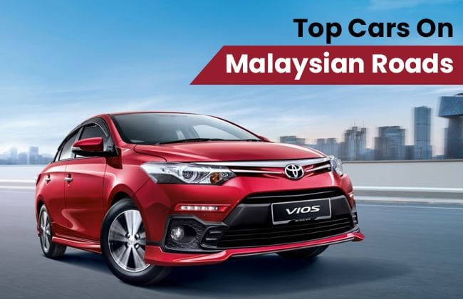 Top 5 cars that ruled the Malaysian roads since their launch