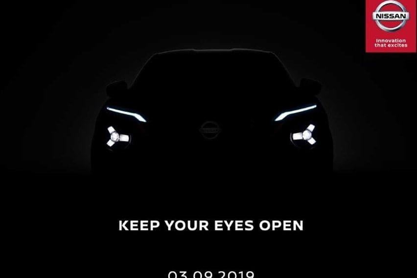 Nissan Umbar Teaser Juke Teranyar, Besok Meluncur