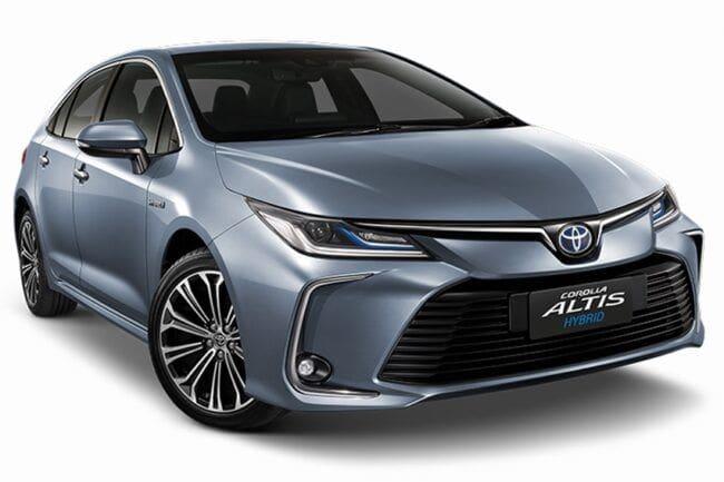 Toyota Corolla Altis 2019 Meluncur di Indonesia 12 September, Ada Tipe Hybrid?