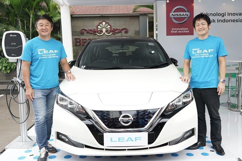 Mengenal Teknologi Nissan Leaf, Mobil Listrik yang Segera Dijual di Indonesia